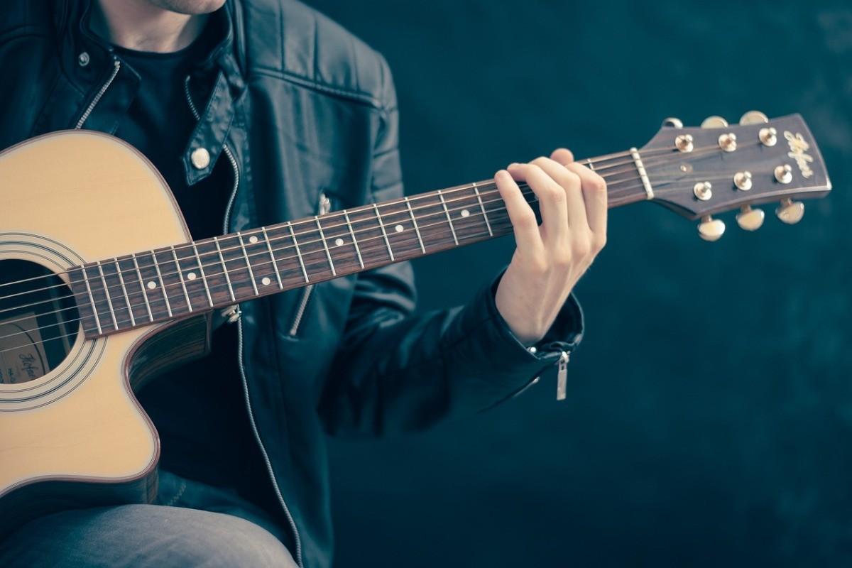 gitara, artysta