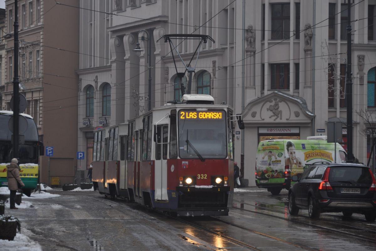 linia 2 las gdański