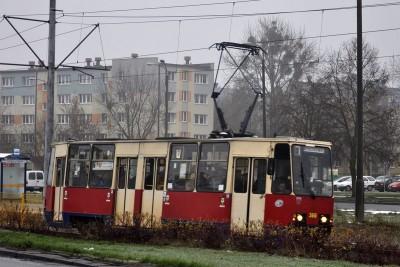 linia tramwajowa nr 7 Bydgoszcz