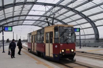 linia nr 7 Bydgoszcz