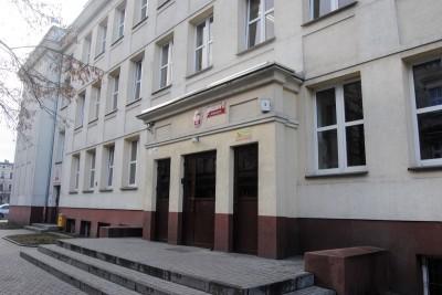 Gimnazjum nr 25, ulica Fredry - LG (3)