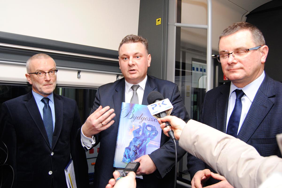 Jerzy Polaczek, Piotr Król, Maciej Grześkowiak
