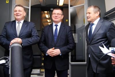 Jerzy Polaczek, Piotr Król, Tomasz Zaboklicki - LG (2)
