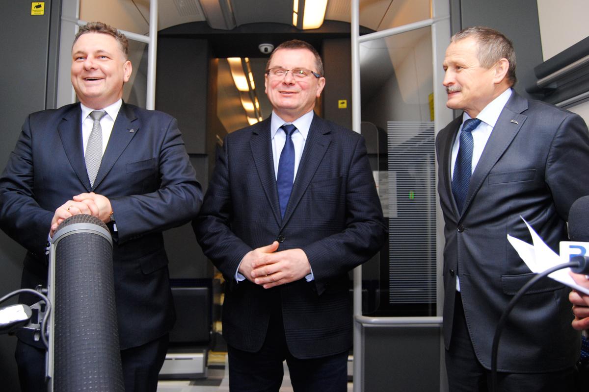 Jerzy Polaczek, Piotr Król, Tomasz Zaboklicki
