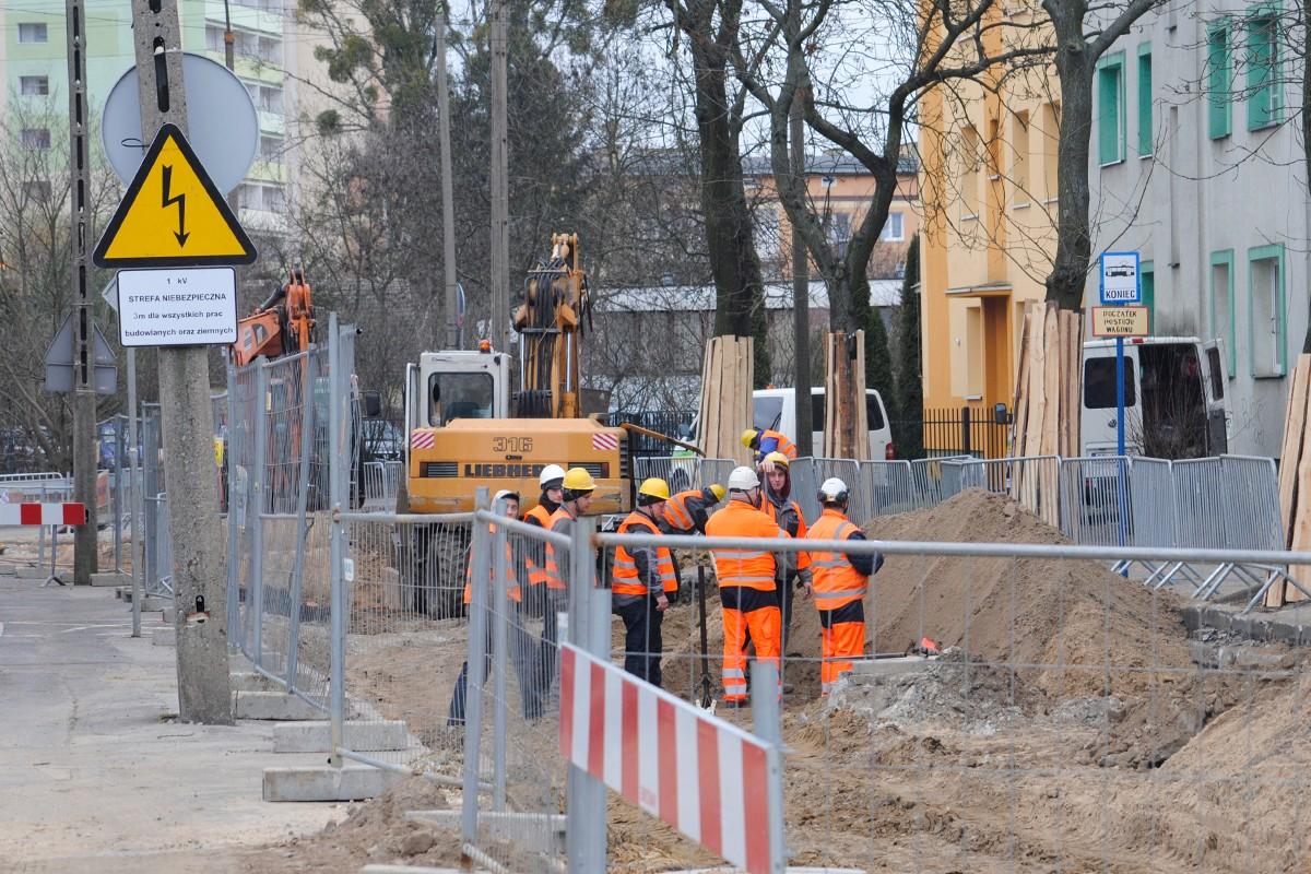 Remont ulicy Chodkiewicza - LG (1)