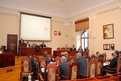 Sesja Rady Miasta - LG (1)