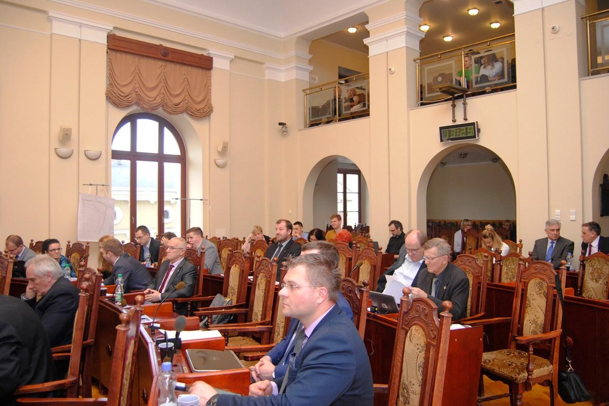 Sesja Rady Miasta - LG (3)