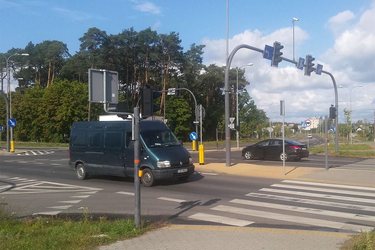 ulica Grunwaldzka Bydgoszcz