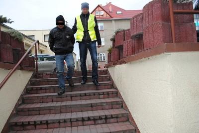 policja świecie kradzież złodziej