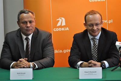 Rafał Bruski, Paweł Olszewski
