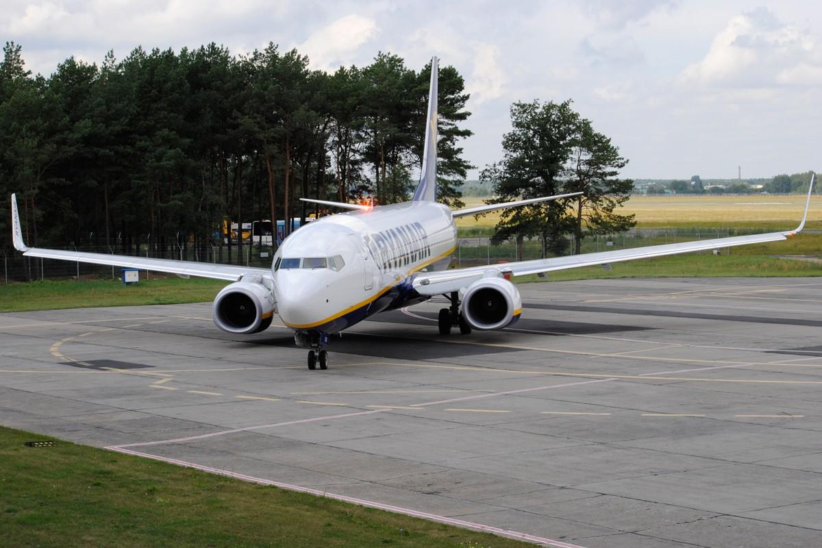 Port Lotniczy Bydgoszcz Ryanair