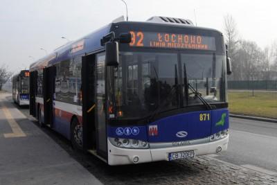 linia 92 Bydgoszcz
