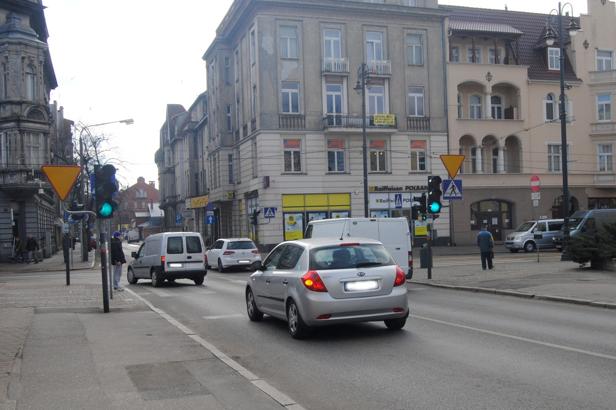 Gdańska Śniadeckich Bydgoszcz