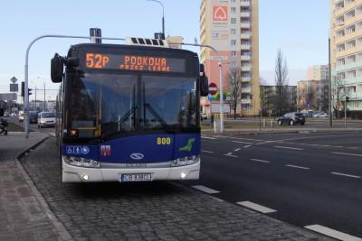 Autobus - linia 52, Podkowa, Szubińska - LG (1)