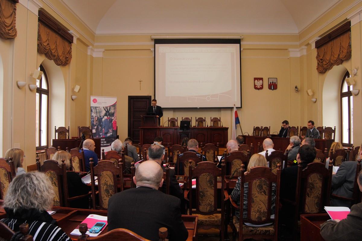 Konferencja ws. pieszych - LG (11)