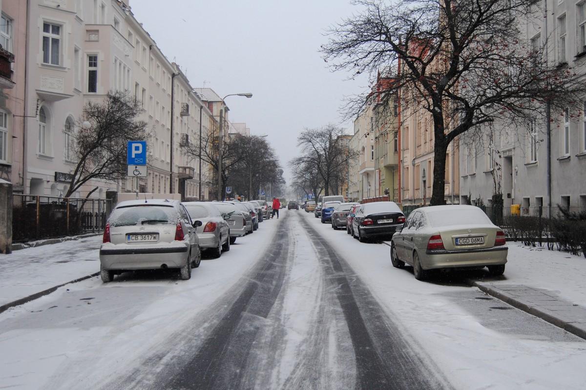 Pierwszy śnieg - LG 6
