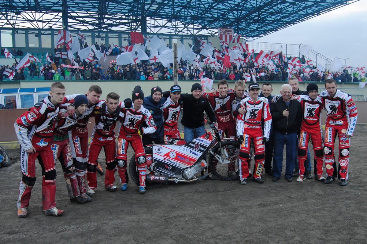 Prezentacja Polonii Bydgoszcz na sezon 2016 - LG (57)