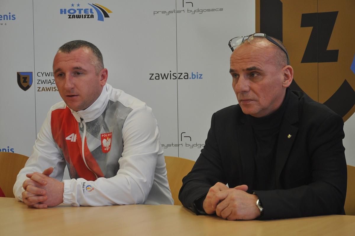 Wojciech Knapik, Adam Ciżmowski - ST