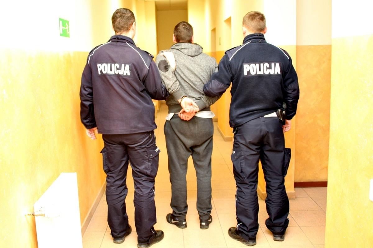 Zatrzymany poszukiwany 26-latek