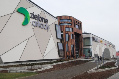 Zielone Arkady Bydgoszcz
