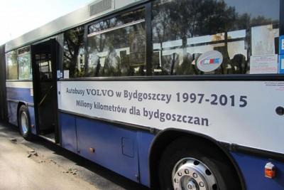 Volvo Bydgoszcz autobus