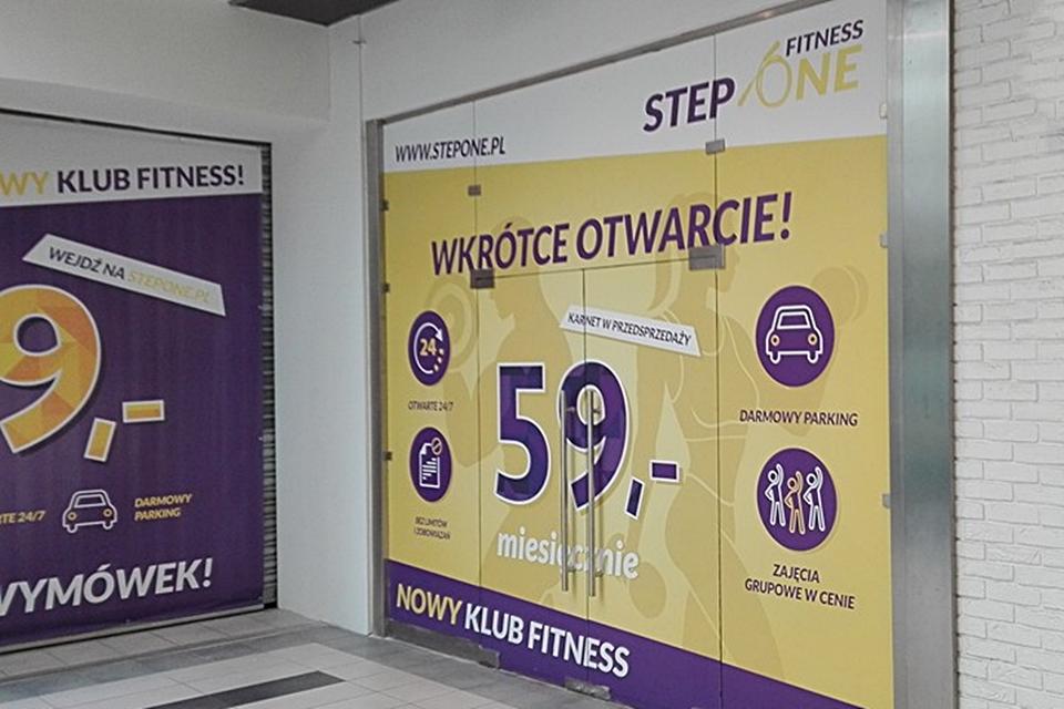 focus mall onestep fitness