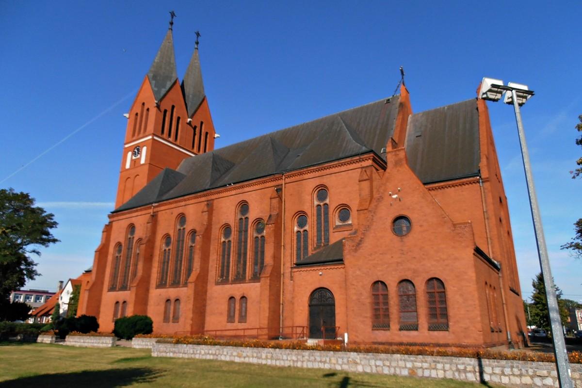 kościół boboli świecie