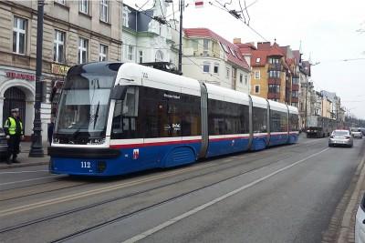 Swing Pesa Bydgoszcz