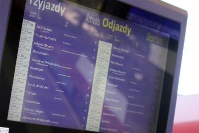Bydgoszcz Główna rozkład jazdy