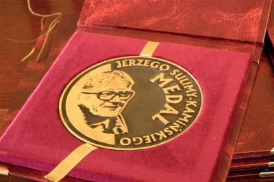 Medal Jerzego Sulimy Kamińskiego
