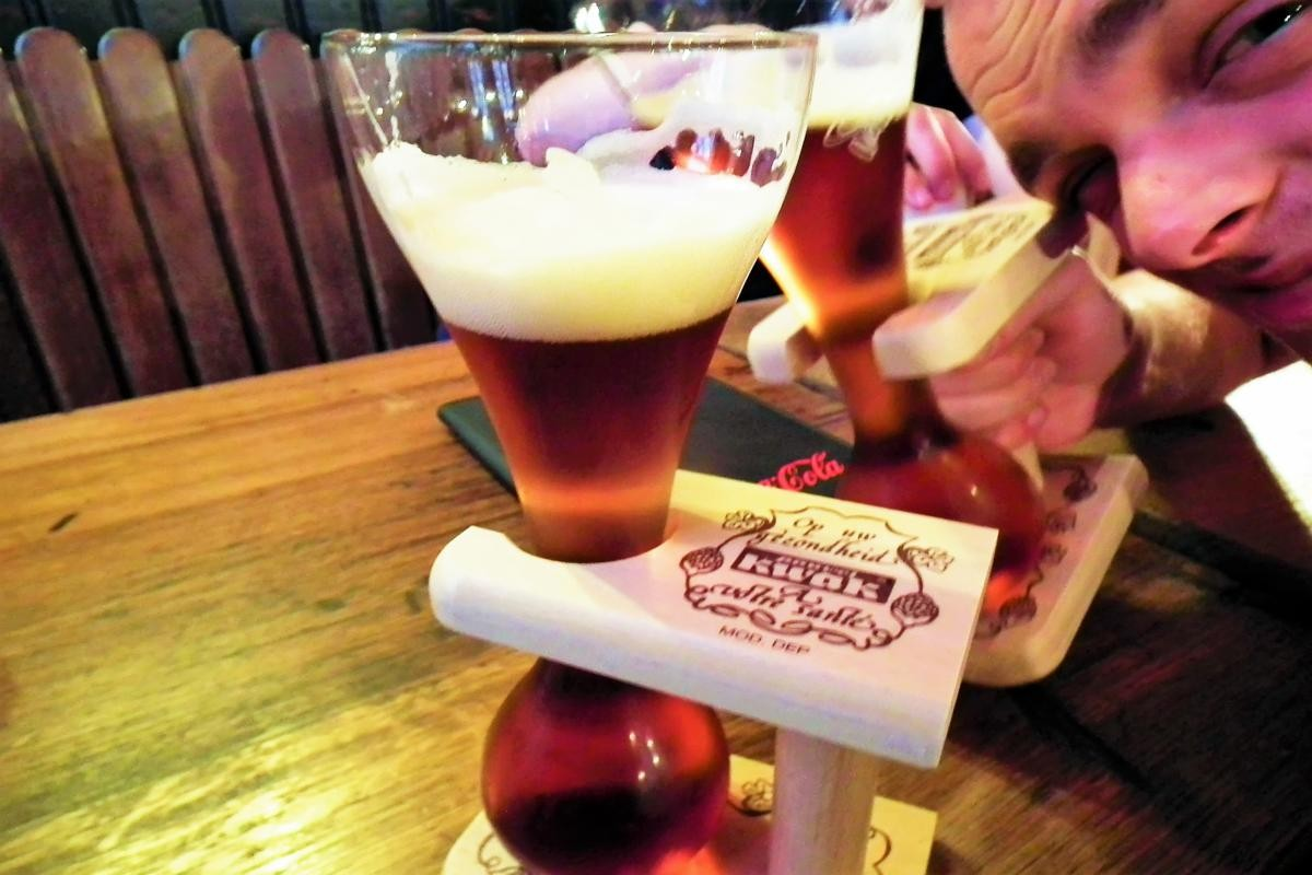 piwo belgijskie