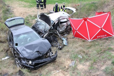wypadek Janikowo