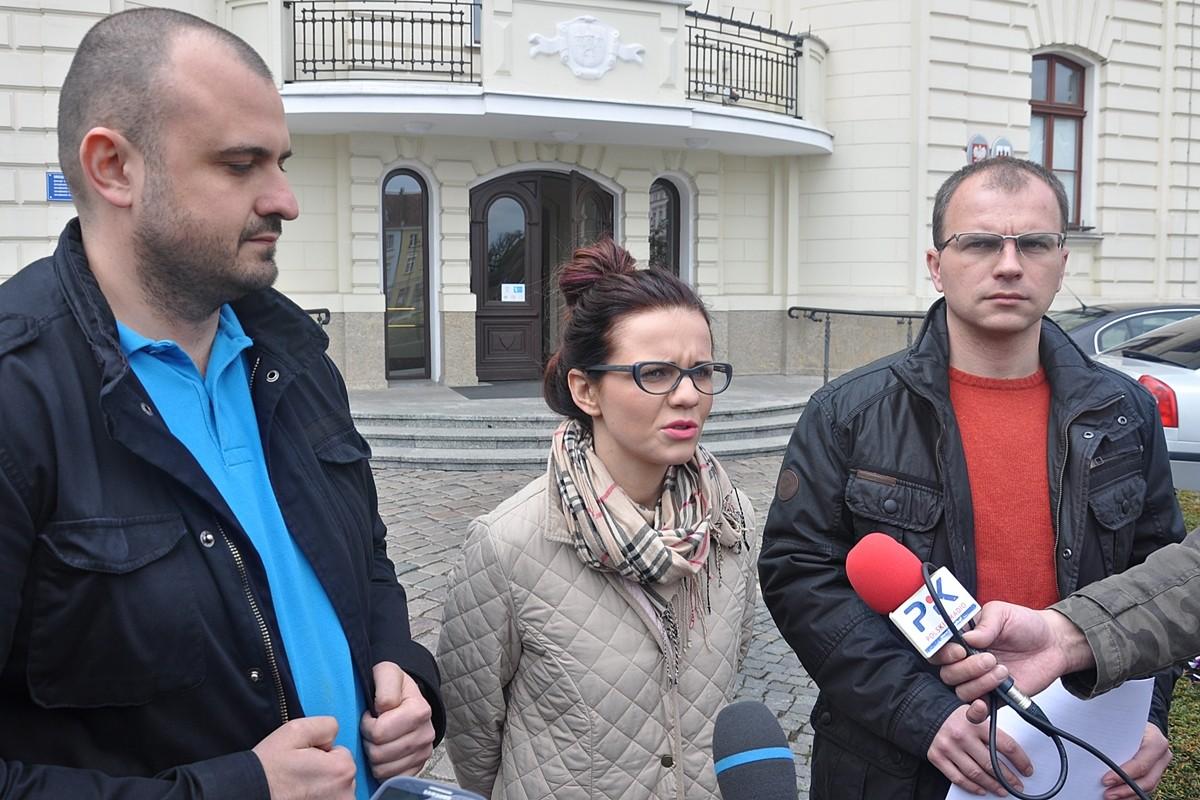 Maciej Zegarski, Monika Matowska, Jakub Mikołajczak - ST