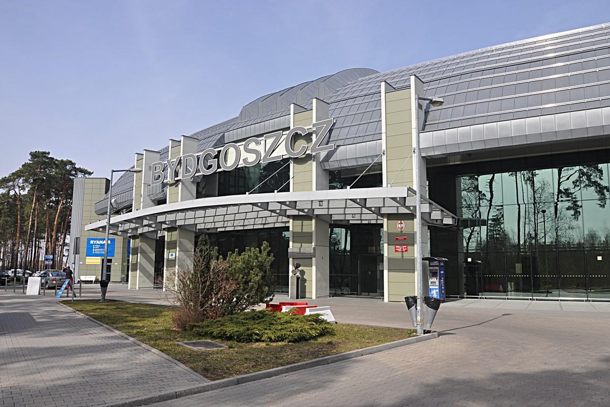 Port Lotniczy Bydgoszcz - ST