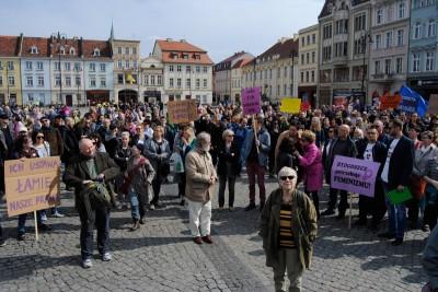Protest aborcyjny - LG (11)