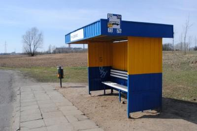 Przystanek autobusowy, Łęgnowo - LG_1200x800