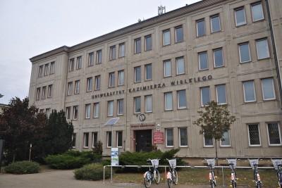 Uniwersytet Kazimierza Wielkiego, Jagiellońska - ST (1)