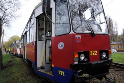 tramwaj Babia Wieś Bydgoszcz