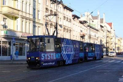 Linia tramwajowa 6 Bydgoszcz