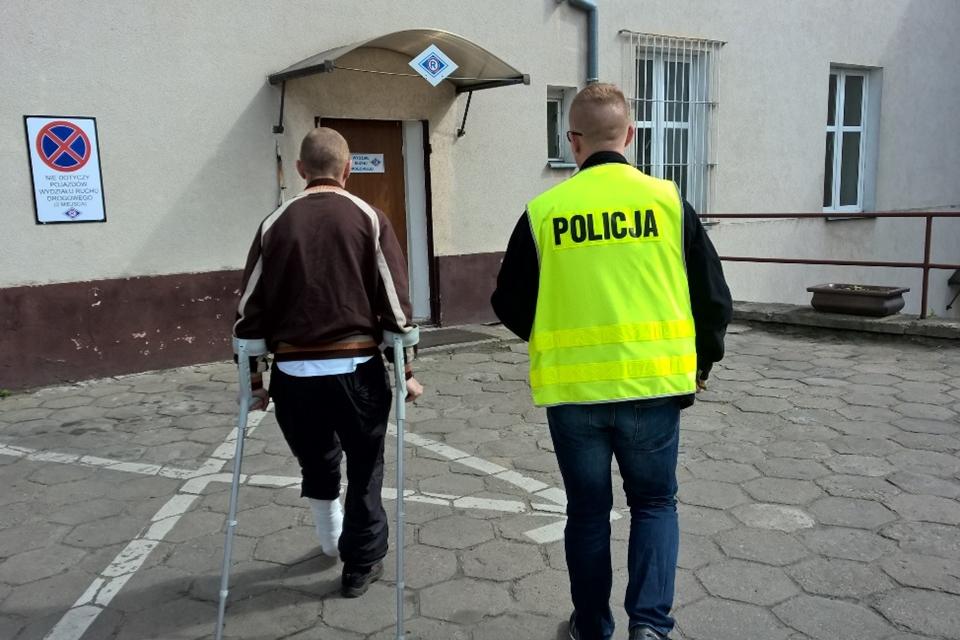 policja swiecie