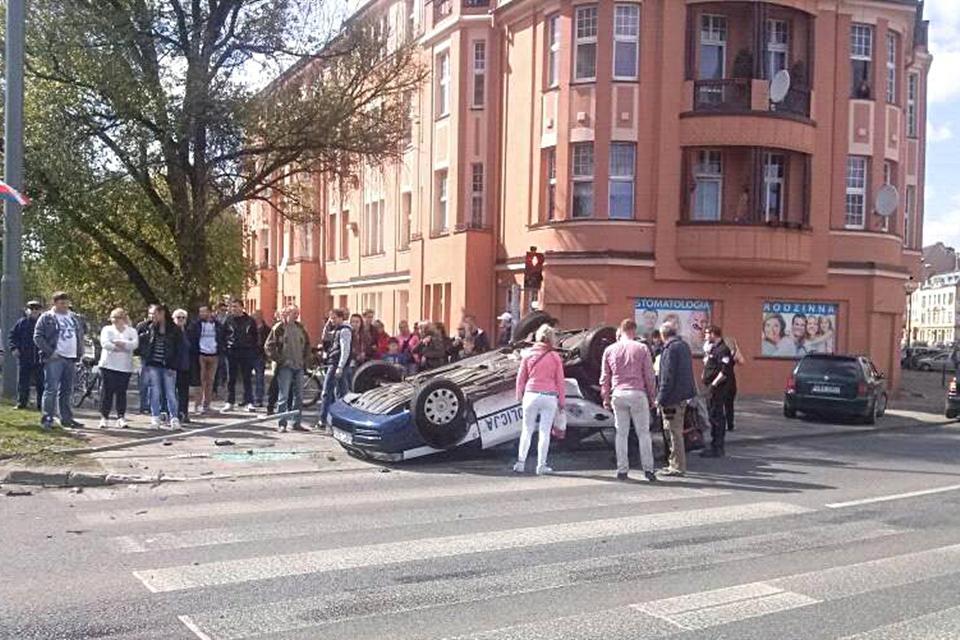 policja wypadek - Michał Korpacz (2)