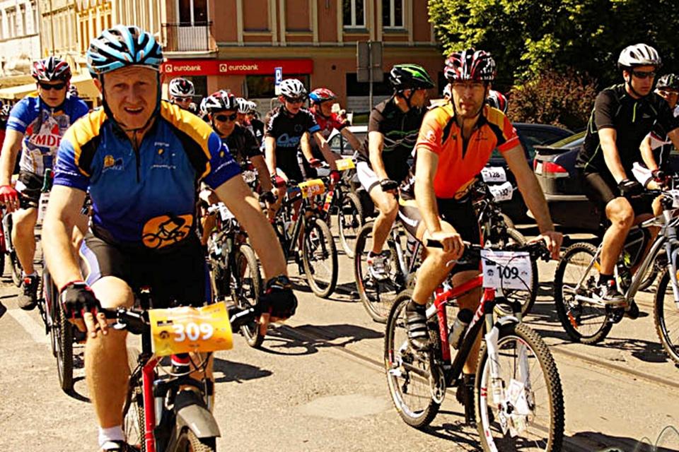 rowerowa brzoza - fot Krystian Janik