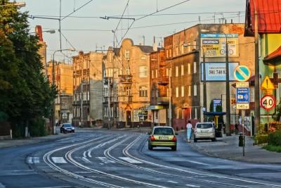 Ulica Nakielska Bydgoszcz