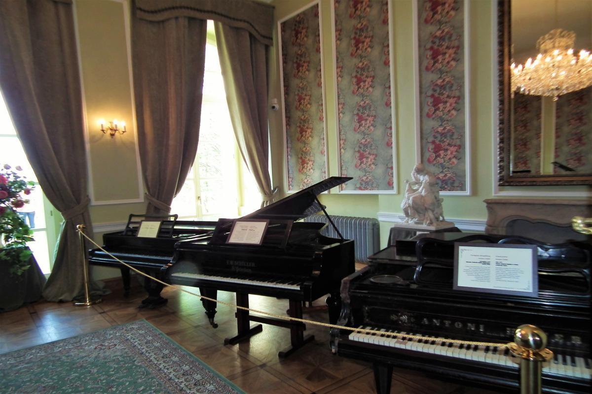 fortepiany z Ostrmecka