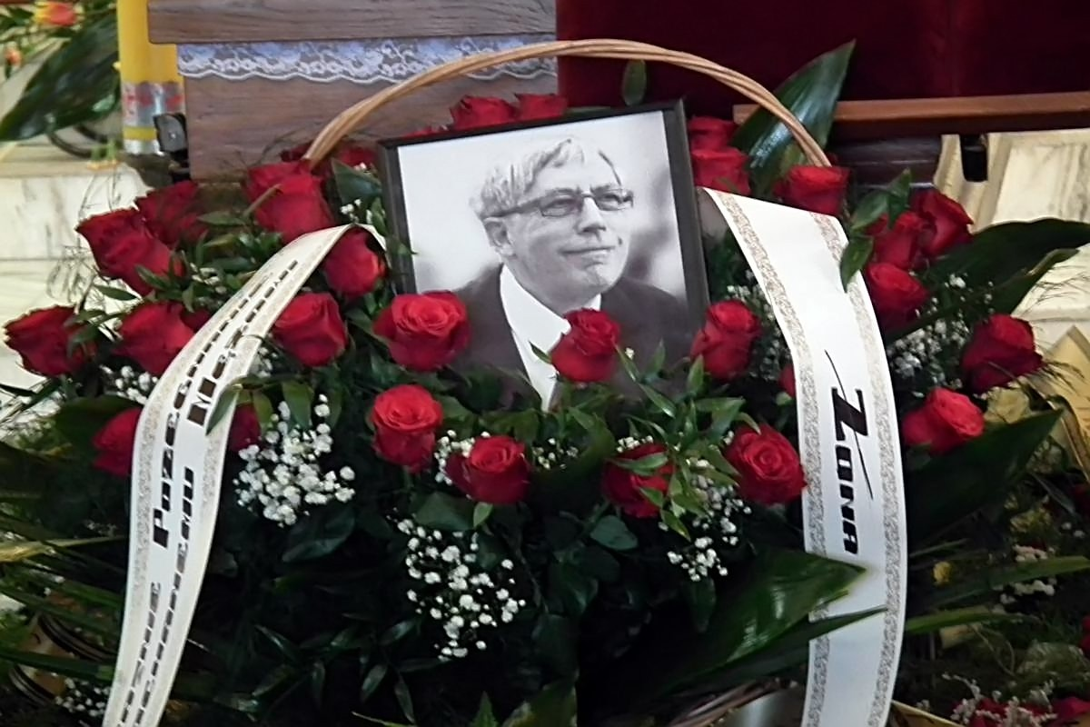 Pogrzeb Jarosława E. Wenderlicha