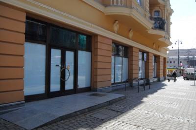 plac Wolności Bydgoszcz restauracja