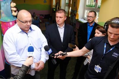 Paweł Skutecki, Marcin Sypniewski, Piotr Echaust - LG (3)