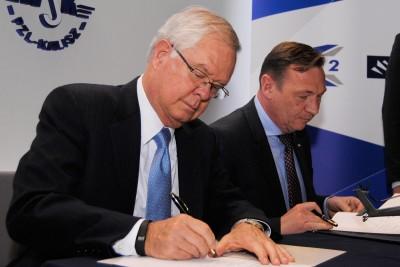 Współpraca PGZ-Boeing - LG (4)