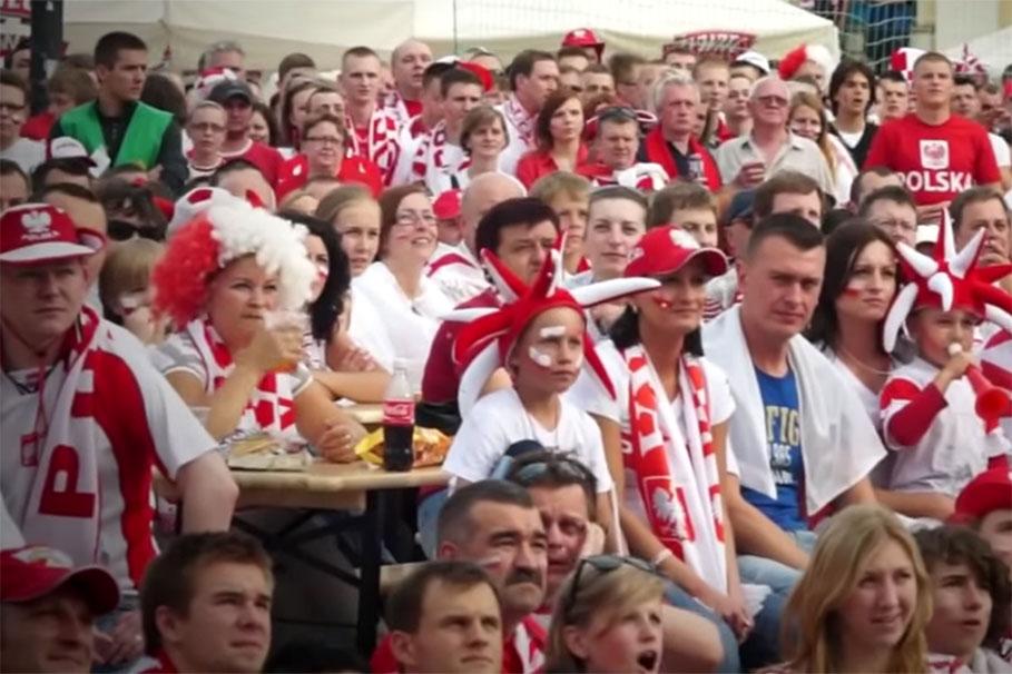 strefa kibica Euro Bydgoszcz