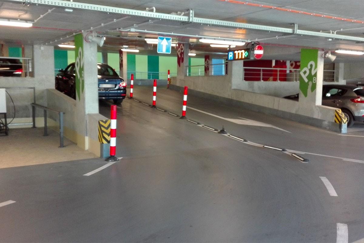 Zielone Arkady parking